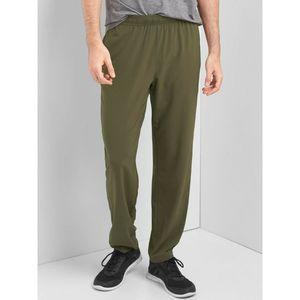 GapFit Aerofast Mens Pants Athletic XL Green